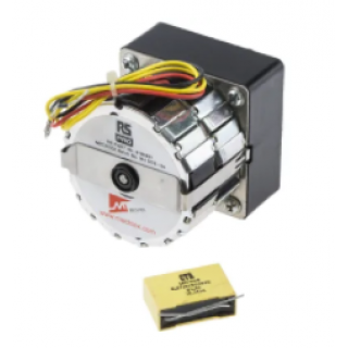 RS PRO Reversible Synchronous Geared AC Geared Motor, 9.5 W, 1 Phase, 240 V
