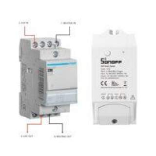 SONOFF High-Current Smart Controller 25A