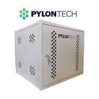 PYLONTECH US2000B X4 CABINET WITH SUPPORT RAILS