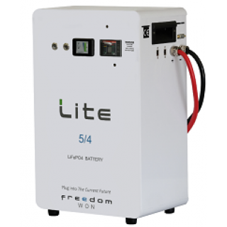 FREEDOM WON LITE HOME 5/4 LITHIUM ION BATTERY