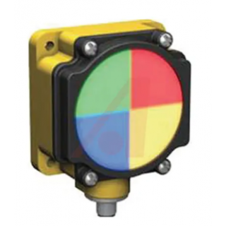 Banner K80L Blue, Green, Red, Yellow LED Beacon, 18 → 30 V dc, Flat Mount