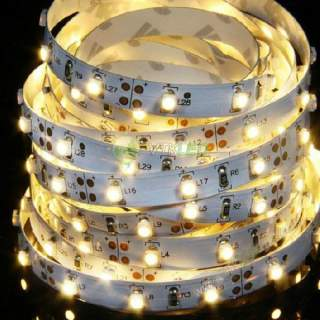 LED Striplight 12V - 3528 Non-Waterproof (5M Roll) - Warm White, Cool White and Daylight