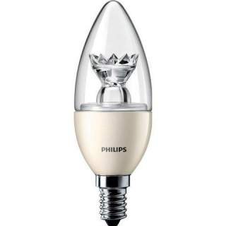 LED Candle - 6W Philips Dimmable Master LED E14 - B22